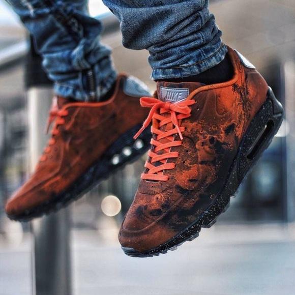 Nike Shoes   Air Max 90 Qs Mars Landing   Poshmark